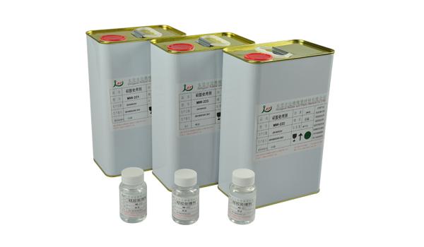 硅胶背胶处理剂