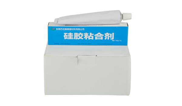 食品级透明环保硅胶粘接剂